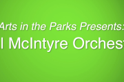 Arts in the Parks - Hal McIntyre Orchestra 2019