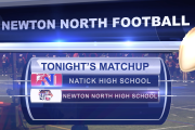 Newton North Tigers Football: Under the Lights VS Natick High School
