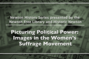 HNP: Picturing Political Power: Images in the Women's Suffrage Movement