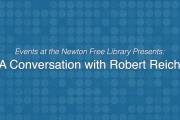 ENFL Presents: A Conversation with Robert Reich