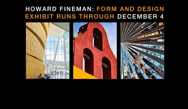"Howard Fineman: ""Form and Design"""