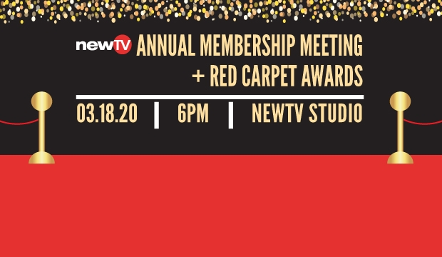 NewTV's Annual Meeting and Red Carpet Awards
